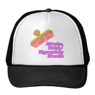 Attention Deficit - Hyperactivity Disorder Trucker Hat