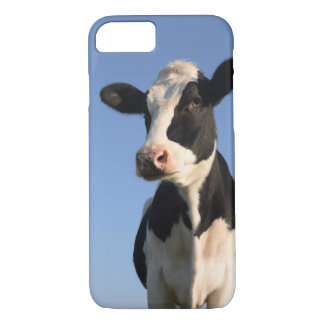 Attentive cow iPhone 7 case
