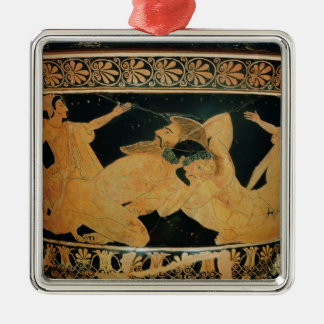 Attic red-figure calyx-krater 2 christmas ornament
