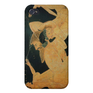 Attic red-figure calyx-krater 2 iPhone 4 cover