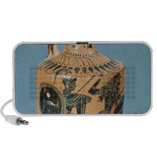 Attic Style Lekythos Travel Speaker