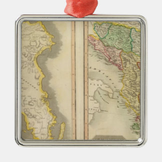Attica, Turkey in Europe Christmas Ornament