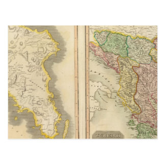 Attica, Turkey in Europe Postcard