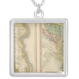 Attica, Turkey in Europe Silver Plated Necklace