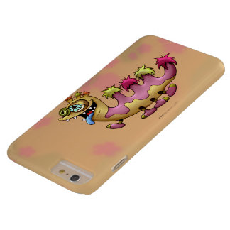 ATTILA CUTE ALIEN MONSTER Mate BarelyThere iPhone Barely There iPhone 6 Plus Case