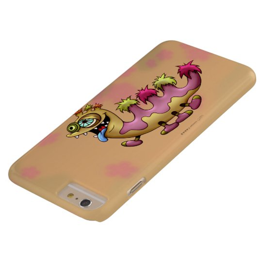 ATTILA CUTE ALIEN MONSTER Mate BarelyThere iPhone Barely