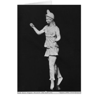 Attis dancing, Hellenistic period Greeting Card