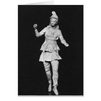 Attis dancing, Hellenistic period Card