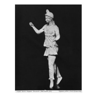 Attis dancing, Hellenistic period Postcard