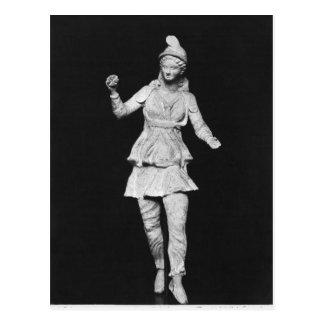 Attis dancing, Hellenistic period Post Card