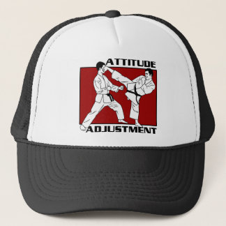 Attitude Adjustment Trucker Hat