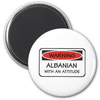 Attitude Albanian Magnet