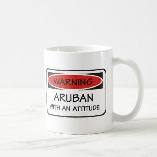 Attitude Aruban Coffee Mug