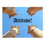 Attitude, Attitude! Post Cards