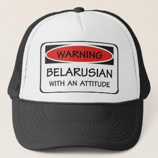Attitude Belarusian Trucker Hat