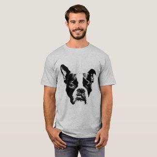 Attitude Boston Terrier Style T-Shirt