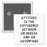 Attitude Difference Pin