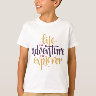 Attitude, Fear, Life Quote Motivational Confidence T-Shirt