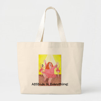 Attitude Is Everything! Bag