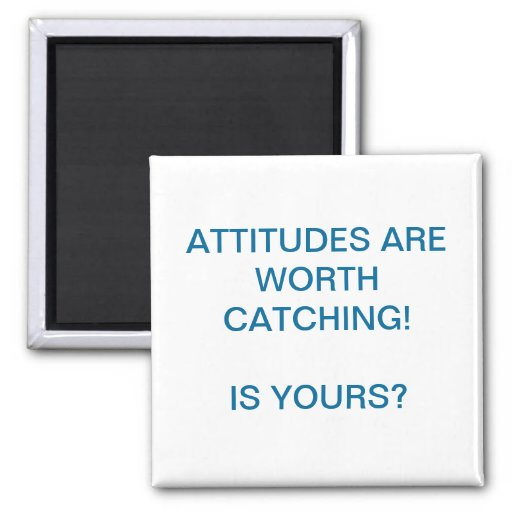 Attitude Magnets