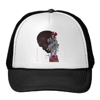 Attitude Whenever Mesh Hat