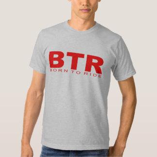 "Attitudes - ""Born To Ride"" Shirts"