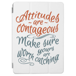 ATTITUDES custom color motivational device covers iPad Air Cover