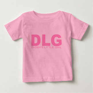"Attitudes - ""Daddy's Little Girl"" Baby T-Shirt"
