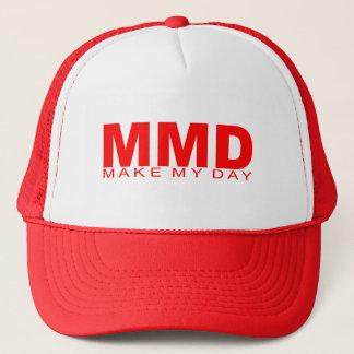 """Attitudes - """"Make My Day"""" Trucker Hat"""