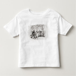 Attorney and Client, fortitude and impatience Toddler T-Shirt
