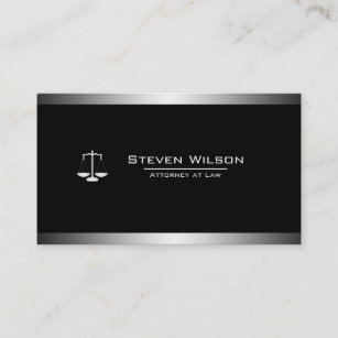 Law Firm Business Cards Zazzle Uk