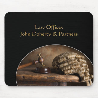 Attorney at Law | Lawyer Mousepad