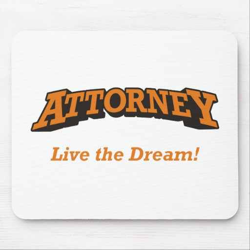 Attorney / Dream Mousepad