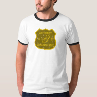 Attorney Drinking League T-Shirt
