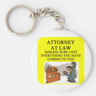 attorney lawyer joke key ring