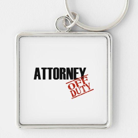 Attorney Light Key Ring