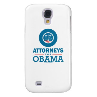 Attorneys for Obama Samsung Galaxy S4 Covers