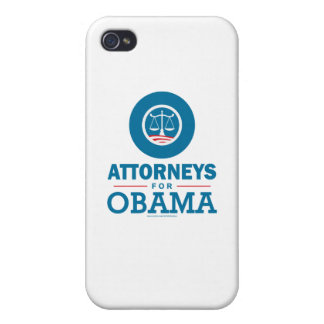 Attorneys for Obama iPhone 4 Cases