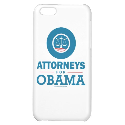 Attorneys for Obama Case For iPhone 5C