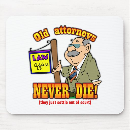 Attorneys Mouse Pads