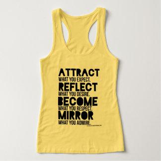  ATTRACT Women's Slim Tank
