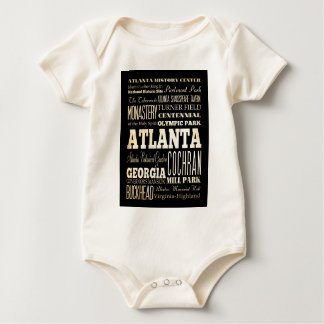 Attractions and Famous Places of Atlanta,Georgia Baby Creeper