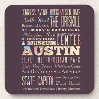Attractions & Famous Places of Austin, Texas. Coaster