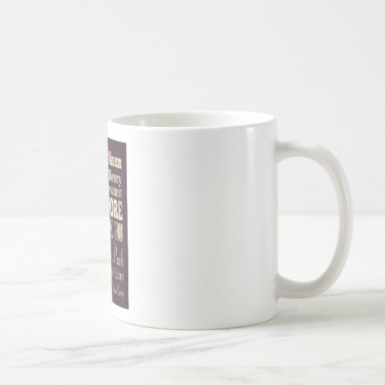 Attractions & Famous Places of Baltimore, Maryland Coffee Mug