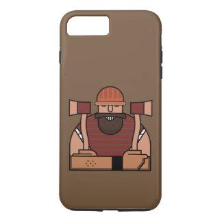 attractive chef man design iPhone 8 plus/7 plus case
