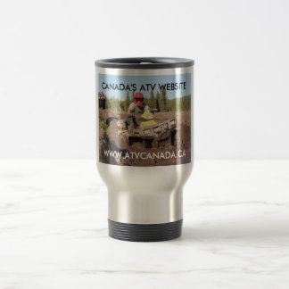 ATV Canada Travel Mug