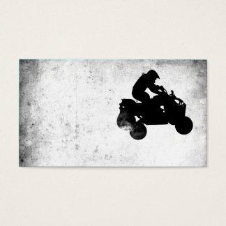 atv : dirt trail business card