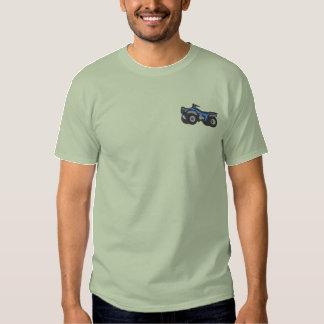Atv Embroidered T-Shirt
