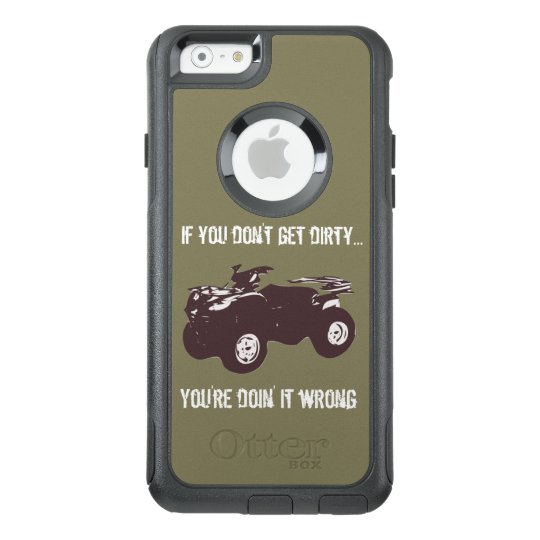 ATV Get Dirty Otterbox Phone Case