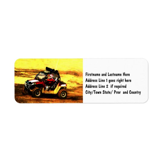 ATV Rider - All Terrain Extreme  Motorsports